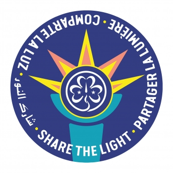 Share the light badge
