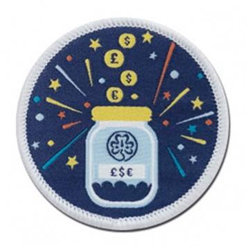 Fundraising badge (Pack of 10)