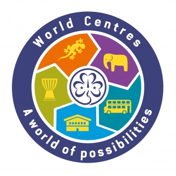 5 World Centres Badge SINGLE